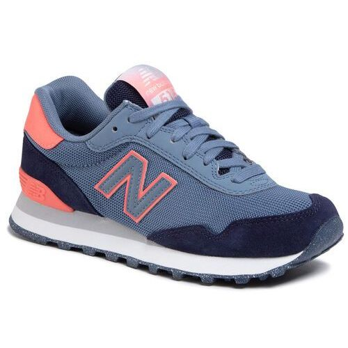 Sneakersy - wl515ovb niebieski, New balance, 36-41.5