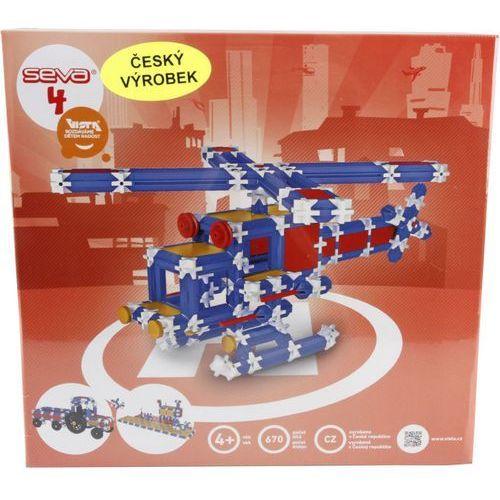 zestaw konstrukcyjny uni 4 marki Seva