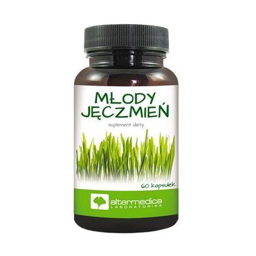 Kapsułki Młody zielony jęczmień 220mg 60 kaps