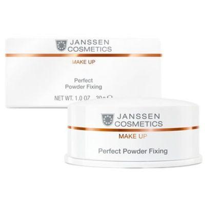Pudry Janssen Cosmetics MadRic.pl