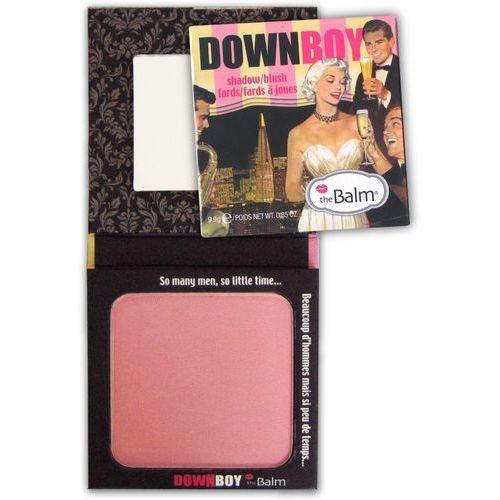 TheBalm DownBoy Baby Pink | Róż do policzków/cień do powiek 8,5g