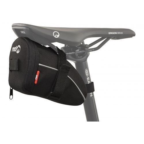 Red cycling products saddle bag torba rowerowa l, black 2019 torebki podsiodłowe