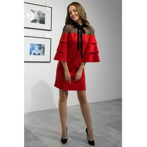 Sukienka MAY RED