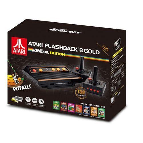 Konsola AtGames Atari Flashback 8 Gold HD