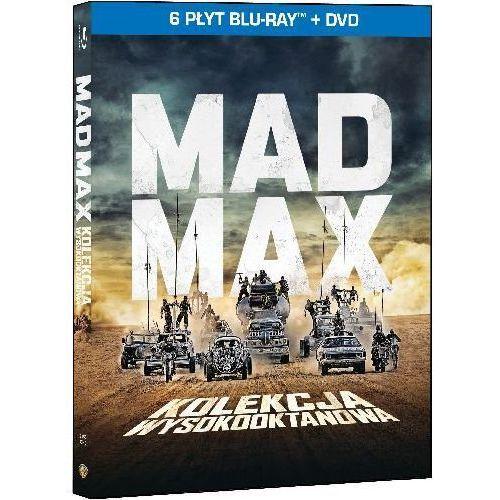 Mad Max. Kolekcja wysokooktanowa (Blu-ray) - George Miller DARMOWA DOSTAWA KIOSK RUCHU