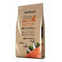 Fitmin Purity Indoor - karma dla dorosłych kotów przebywających w domu 400g (8595237013630)
