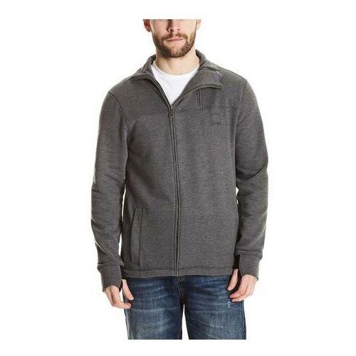 bluza BENCH - Her. Sweat Jacket Winter Antracite Marl (MA1055) rozmiar: M, 1 rozmiar