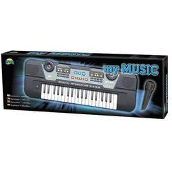 Dromader Keyboard średni z mikrofonem