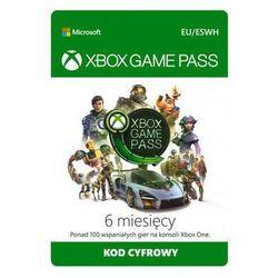MICROSOFT Xbox Game Pass 6 Miesięcy