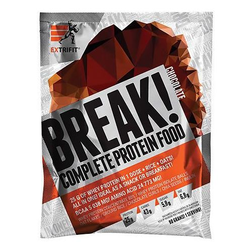 Extrifit protein food break - 90g - chocolate