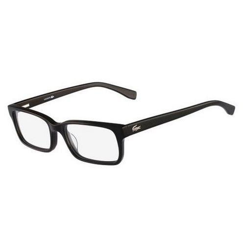 Okulary korekcyjne l2725 001 Lacoste
