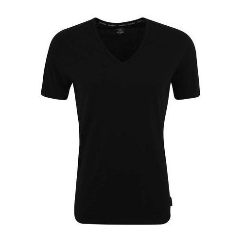 Calvin Klein Underwear Podkoszulka '2P S/S V NECK' czarny, w 4 rozmiarach