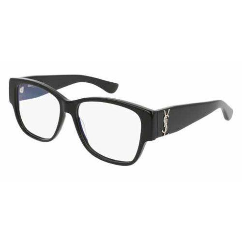 Saint laurent Okulary korekcyjne sl m7 001
