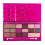 Makeup revolution london Makeup revolution, i heart makeup palette. zestaw cieni do powiek chocolate love, 22g - makeup revolution