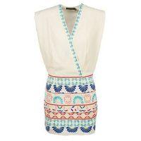 Sukienki krótkie Antik Batik POLIN 5% zniżki z kodem CMP2SE. Nie dotyczy produktów partnerskich.