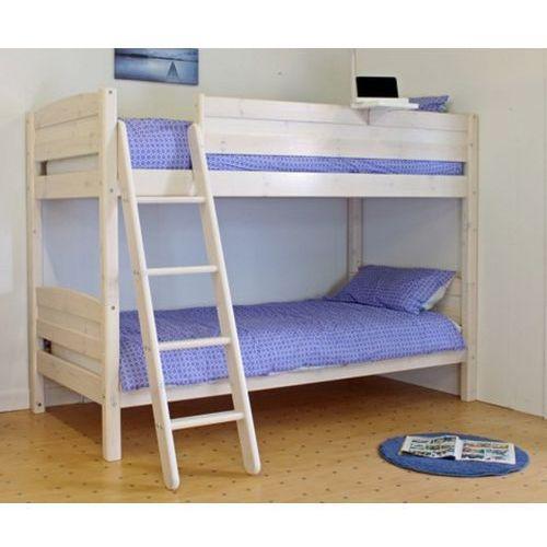 łóżko Piętrowematerace 160x80 Wytrzymałość 160 Kg
