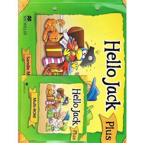 Captain Jack - Hello Jack Pupil's Book (podręcznik) plus Pack, Jill Leighton, Sandie Mourao