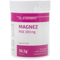 Kapsułki Dr. Enzmann Magnez MSE 300 mg - 60 kapsułek