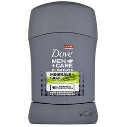 Antyperspiranty dla mężczyzn  Dove