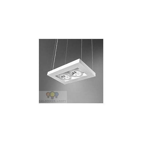 Lampa wisząca cadva 111x2 52812-03 marki Aquaform