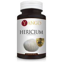 Hericium 40% Soplówka Jeżowata 90 kapsułek 400 mg Yango