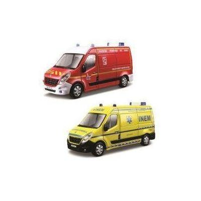 Ambulanse BBurago InBook.pl
