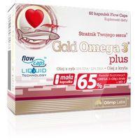 Olimp Gold Omega 3 PLUS 60 kaps.