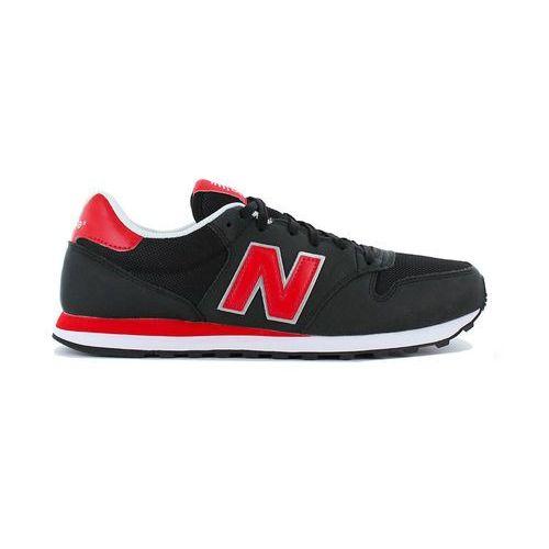 Buty sportowe męskie NEW BALANCE - GM500-00, kolor czarny