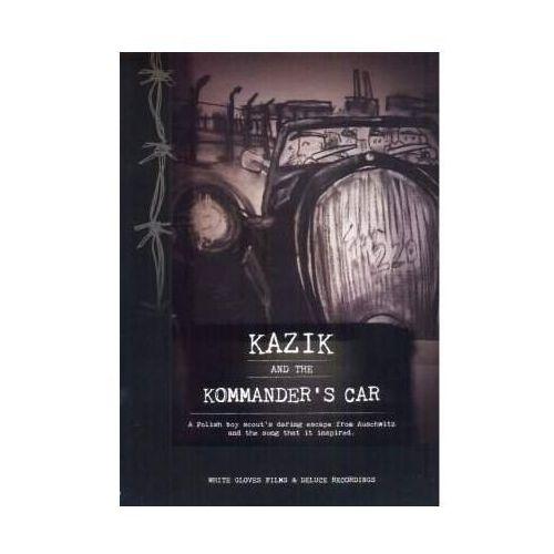 Kazik And The Kommander's Car - Kazik And The Kommander's Car (Płyta DVD)