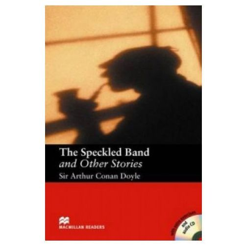 Macmillan Readers The Speckled Band and Other Stories Intermediate Pack, Macmillan