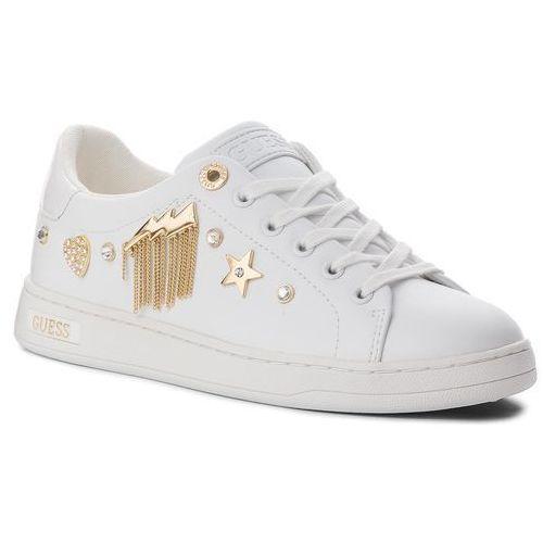 Niewiarygodnie ▷ Sneakersy - FLCIT4 ELE12 WHITE, kolor biały (Guess) - ceny OA84