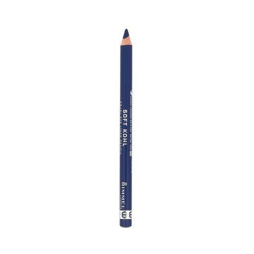Rimmel London Soft Kohl kredka do oczu 1,2 g dla kobiet 021 Denim Blue, 59051 - Rewelacyjna oferta