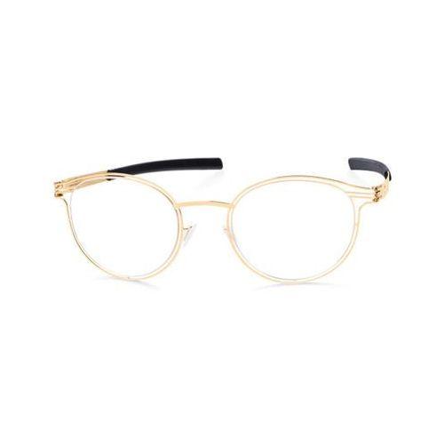 Okulary korekcyjne m1367 purity rosé gold Ic! berlin