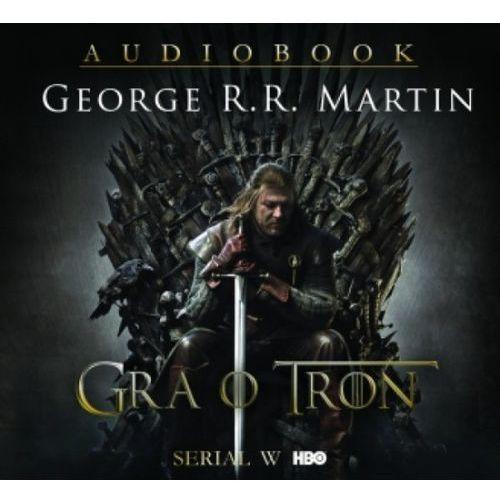 Gra O Tron. Książka Audio Cd Mp3, Zysk i S-ka
