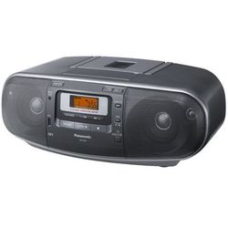 Przenośne radiomagnetofony CD  Panasonic Mall.pl