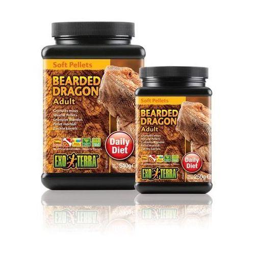 pokarm dla dorosłych agam brodatych 250 g dostawa gratis od 99 zł + super okazje marki Exo terra