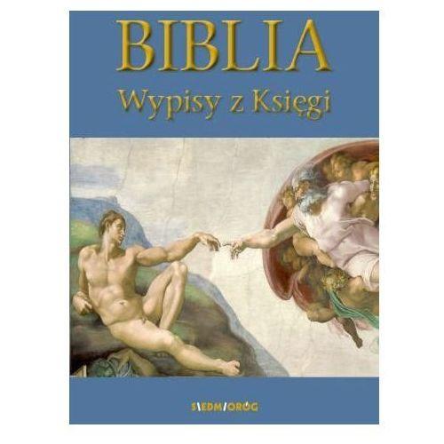 Biblia. Wybrane fragmenty SIEDMIORÓG - Praca zbiorowa, praca zbiorowa