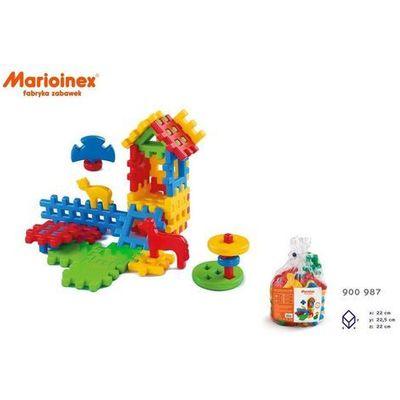 Klocki dla dzieci Marioinex