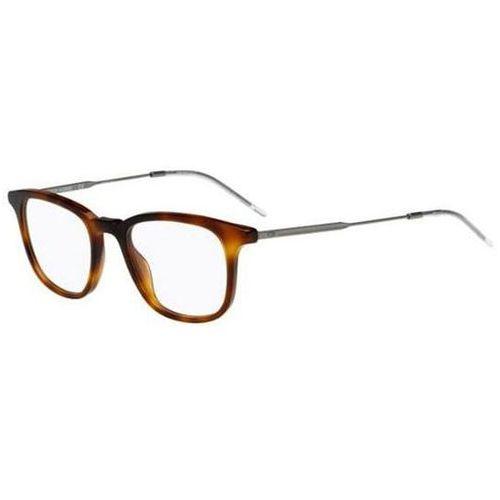 Okulary korekcyjne black tie 208 8e2 Dior