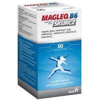 Tabletki Magleq B6 skurcz x 50 tabletek