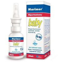 Spray MARIMER Baby hipertoniczny spray 30ml