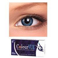 Soczewki Big Eyes 3 Tones Blue - ColourVue - 1 para