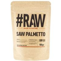 RAW Saw Palmetto (Palma Sabałowa) - 100 g (5060370733064)
