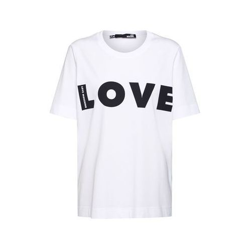 koszulka 'maglietta' biały marki Love moschino