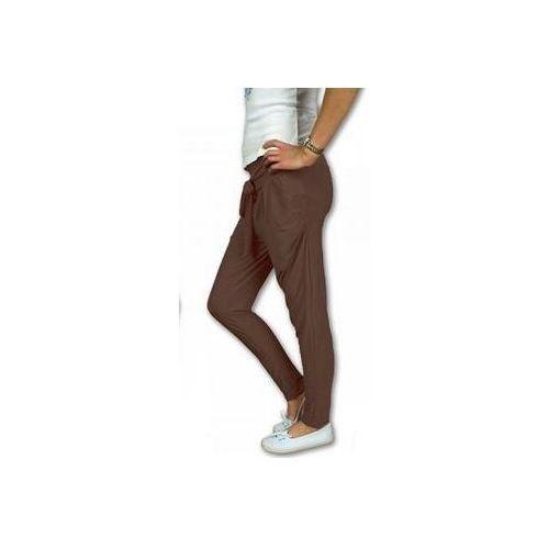 Haremki Alladynki wyszczuplające L/XL kolor: brązowy, kolor brązowy