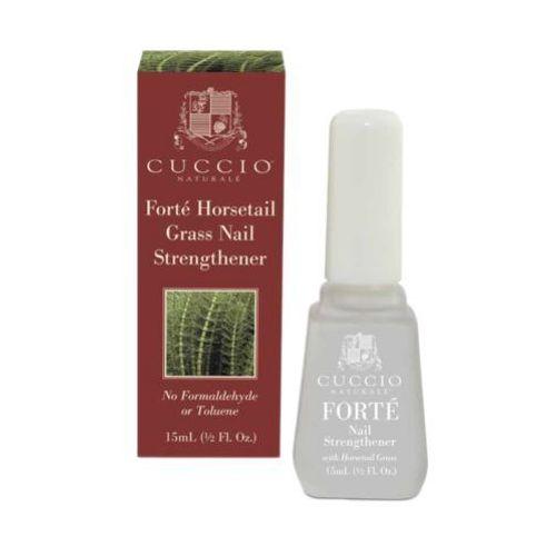 Forte horsetail grass nail strengthener botaniczny utwardzacz paznokci Cuccio
