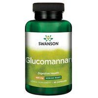 Kapsułki Swanson Glucomannan 665 mg 90 kapsułek