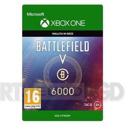 Microsoft Battlefield v - 6000 jednostek waluty [kod aktywacyjny]