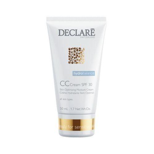 Declare Declaré hydro balance skin optimizing moisture cc cream spf 30 nawilżający krem optymalizujący wygląd skóry spf 30 (738)