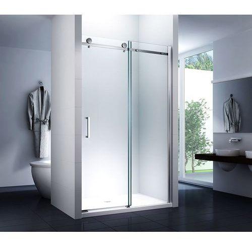 Drzwi prysznicowe, wnękowe rozsuwane Nixon Rea 140 CM Prawe (5902557341498)